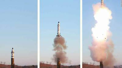 امریکہ نے بھی شمالی کوریا کے بین البراعظمی میزائل تجربے کی تصدیق کر دی