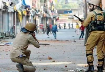 بھارتی فوج نے پیلٹ گن کے بعد کارنر شاٹ گن کے سہارے کشمیریوں پر حملہ کرنے کا پرگرام بنا لیا۔