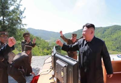 ہمارا نیا میزائل امریکا کو اس کے یوم آزادی پر تحفہ ہے۔ شمالی کوریا