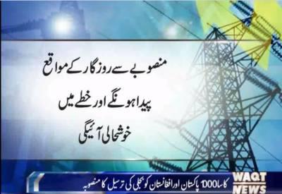 کاسا تھاؤزنڈ تاجکستان اورکرغزستان سے پاکستان اورافغانستان کو بجلی کی ترسیل کا منصوبہ ہے