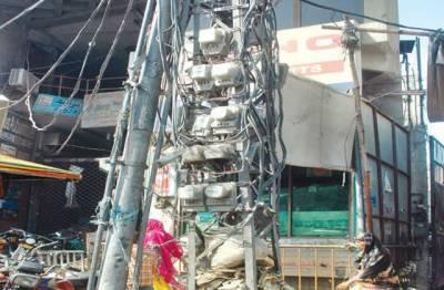 صوبے بھر میں بجلی کی لٹکتی تاروں کے خلاف قرار داد جمع