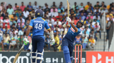 سری لنکا نے تیسرے ون ڈے میچ میں زمبابوے کوآٹھ وکٹ سے شکست دے دی