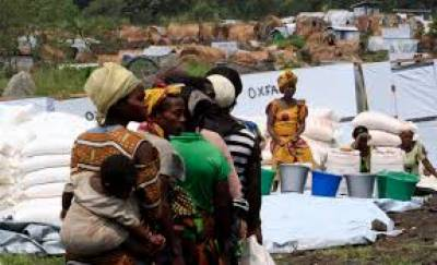افریقی ملک کانگو کی حکومت نے پوری دنیا سے مدد کی باقاعدہ اپیل کردی