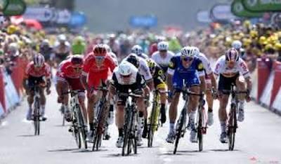 جرمنی کے سائیکلسٹ مارسل کیٹل نے ٹور ڈی فرانس سائیکل ریس کا چھٹا مرحلہ بھی اپنے نام کر لیا