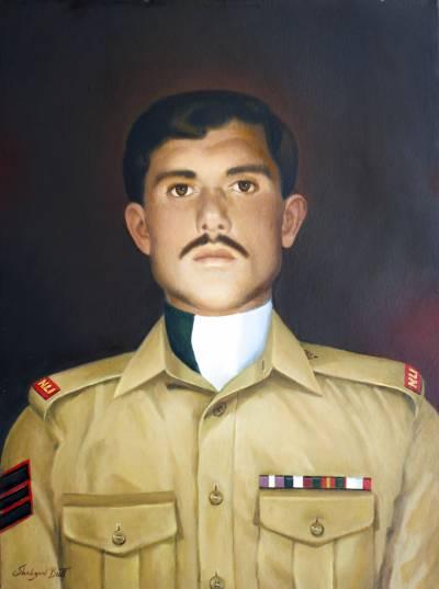 وطن عزیز پر جان قربان کرنے والے شہید لالک جان کا اٹھارہواں یوم شہادت آج منایا جارہا ہے