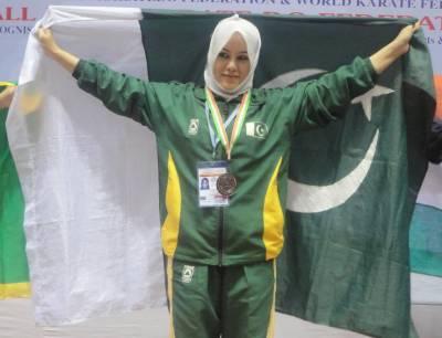 پاکستان کی ایک بیٹی نے ملک کا نام فخر سے بلند کردیا۔