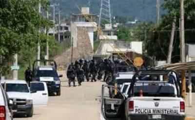 میکسیکو کی جیل میں خونریز بلوہ، 28قیدی ہلاک،گورنر کا تحقیقات کا حکم