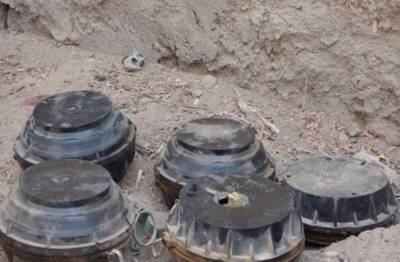 یمنی بندرگاہ کے قریب سے بارودی سرنگ برآمد