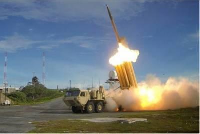 امریکہ نے بین البراعظمی اینٹی بیلسٹلک میزائل کا پہلا کامیاب تجربہ کر کے شمالی کوریا کو ایٹمی جنگی دھمکیوں کا جواب دے دیا ہے