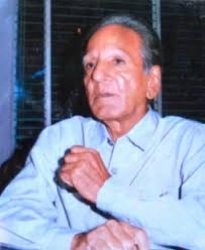 ممتاز شاعر ، فلمی گیت نگار اور کہانی نگار سیف الدین سیف کی چوبیس ویں برسی آج منائی جارہی ہے