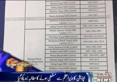 Waqtnews Headlines 12:00 PM 13 July 2017