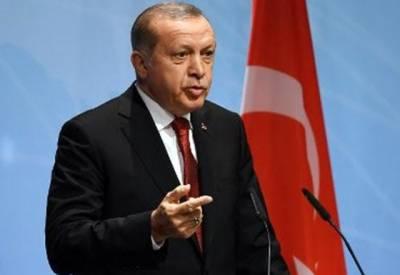 دہشت گردوں کے خلاف موثر کارروائی تک ہنگامی حالت کا نفاذ جاری رہے گا۔ ترک صدر