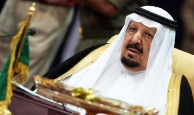 سعودی شہزادے عبدالرحمان بن عبدالعزیز 86برس کی عمر میں انتقال کرگئے