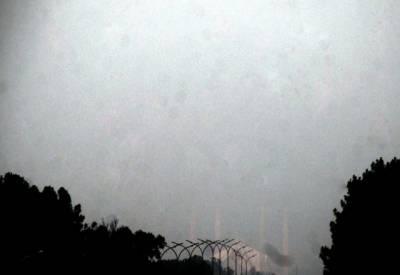 ملک کے بیشتر علاقوں میں مون سون بارشوں کا سلسلہ جاری ہے۔