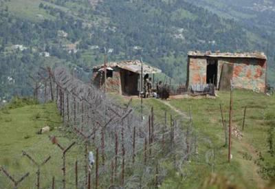 نکیال سیکٹر پر بھارتی فوج کی پھر بلا اشتعال فائرنگ و گولہ باری، 4 شہری زخمی