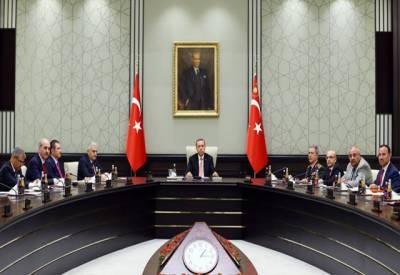 ترک حکومت نے ملک میں نافذ ایمرجنسی میں تین ماہ کی توسیع کر دی۔
