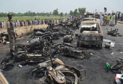 ٹینکر حادثہ:جناح ہسپتال میں 20 زخمیوں کی ہلاکت، اسباب جاننے کیلئے کمیٹی قائم