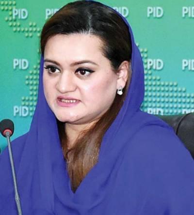 نواز شریف کے خلاف مخبر رشتہ دار کے ذریعے جعلی کیس بنانے کی کوشش کی گئ, وزیر مملکت مریم اورنگزیب