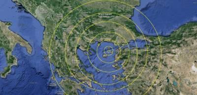 ترکی اور یونان کے ساحلی علاقوں میں 6.7 شدت کا زلزلہ آیا