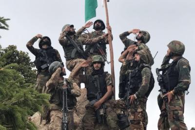 پاک فوج کا آپریشن خیبرفور بھرپور انداز سے جاری ہے.فورسز نے پاک افغان سرحد کے قریبی علاقے میں آپریشن کے دوران متعدد دہشتگردوں کو جہنم واصل کردیا