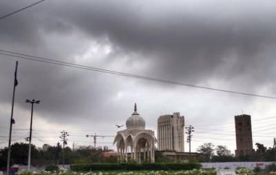 ملک میں مون سون بارشوں کا سلسلہ تیز ہواﺅں اور گرج چمک کیساتھ جاری۔