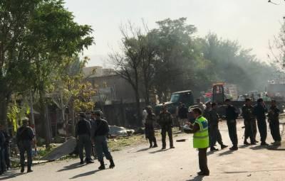 کابل: نائب چیف ایگزیکٹوکی رہائش گاہ کے قریب خودکش کار بم دھماکہ،24 جاں بحق،42سے زائد زخمی
