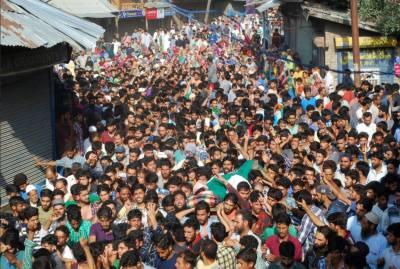 بھارتی فوج نے ایک اور کشمیری نوجوان کو شہید کردیا۔