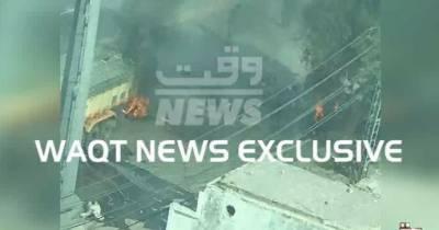 لاہور، ارفع کریم ٹاور کے قریب دھماکا، 2 افراد جاں بحق 19 زخمی