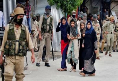 مقبوضہ جموں کشمیر میں بھارتی فوج نے حریت رہنماؤں کو بھی ہراساں کرنا شروع کردیا۔