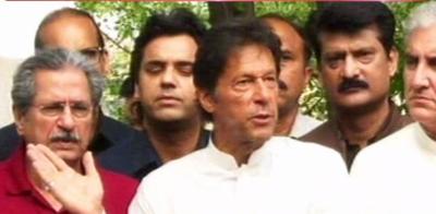 چیئرمین تحریک انصاف عمران خان نے سپریم پورٹ سے پاناما کیس کا فیصلہ جلد سنانے کی اپیل کر دی