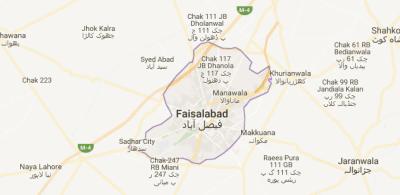 فیصل آباد میں دو گروپوں میں ہونے والا مسلح تصادم چھ زندگیاں نگل گیا