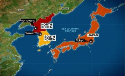 شمالی کوریا کی جانب سے ایک اور میزائل تجربہ کر لیا گیا