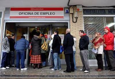 سپین میں دوسری سہ ماہی کے دوران بیروزگاری کی شرح 17.2 فیصد رہی