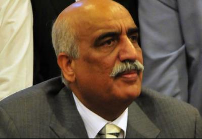 شہبازشریف کو وزیراعظم بنانا ن لیگ کے اراکین پارلیمنٹ کی توہین ہے:اپوزیشن لیڈرخورشید شاہ