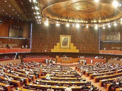 صدرمملکت نے نئے قائد ایوان کے انتخاب کیلیے منگل کو قومی اسمبلی کا اجلاس بلا لیا