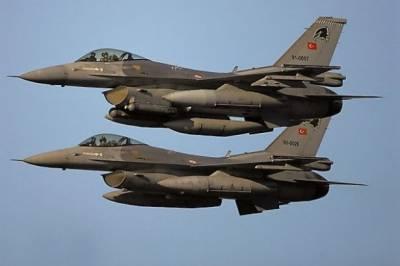 شمالی عراق: دہشت گردوں کے ٹھکانوں پر ترک فضائیہ کے حملے