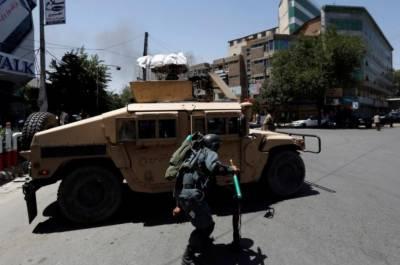افغانستان میں عراقی ایمبیسی پر ایک اور خودکش حملہ