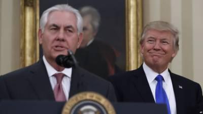 ٹیلرسن اور امریکی صدر ڈونلڈ ٹرمپ دونوں ہی ایران نیو کلر ڈیل کے خلاف ہیں