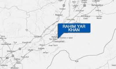 رحیم یار خان میں بستی پیروالا کے قریب دیگی نہرمیں پندرہ فٹ چوڑا شگاف پڑ گیا