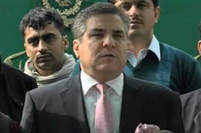 عمران خان اور جہانگیر ترین کے خلاف کیس نہیں سناجاتا: دانیال عزیز