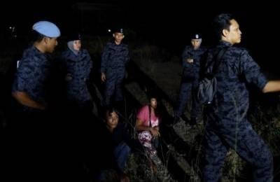 ملائیشیا میں دہشت گردی کیخلاف آپریشن، 400 افراد گرفتار