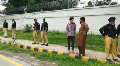 سابق وزیراعظم کی ریلی کے باعث راولپنڈی سے جہلم تک جی ٹی روڈ کو بند رکھا گیا ہے