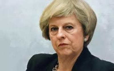 برطانوی وزیراعظم تھریسامے کا کہنا ہے کہ برطانیہ، پاکستان کا دیرینہ اور قابل اعتماد دوست ہے، برطانیہ تاریخی تعلقات کو مزید وسعت دینے کیلئے مل کر کام کرنے کا منتظر ہے