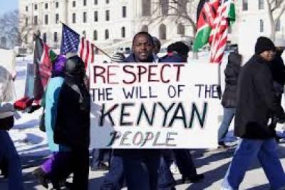 افریقی ملک کینیا میں صدارتی انتخابات کے بعد صورتحال سنگین ہو گئی