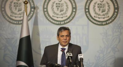 سی پیک کا پہلا مرحلہ 2018 میں مکمل ہوجائے گا:ترجمان دفتر خارجہ نفیس زکریا