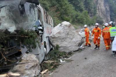 وزیراعظم کا چین میں زلزلے کے باعث ہونیوالے نقصان پردکھ اورافسوس کااظہار