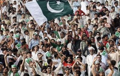 پاکستان کی آبادی میں پانچویں مردم شماری 1998 کے مقابلے میں 60 فیصد اضافہ ہوا گیا۔