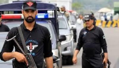 نواز شریف کی ریلی کی گزر گاہوں پر سیکیورٹی کے فول پروف انتظامات کئے گئے ہیں
