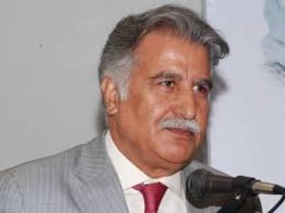 شاہد خاقان عباسی نے ظفرگوندل کوملازمت سے فارغ کرنے کے احکامات جاری کیے۔