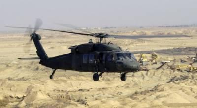 اماراتی ہیلی کاپٹر حادثے میں 4 اماراتی فوجی ہلاک